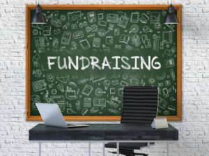 Fundraising Concept.